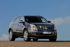 Cadillac SRX 3.0 V6 Sports Luxury