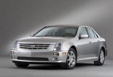 Cadillac STS 4.6 V8 Sport Luxury (2005)