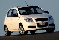 Chevrolet Aveo 5d 1.2 70 LS