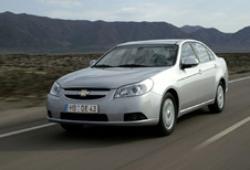 Chevrolet Epica 2.0 VCDi LT (2006)