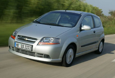 Chevrolet Kalos 3p 1.2 SE (2005)