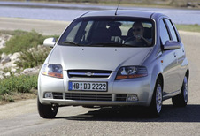 Chevrolet Kalos 5p 1.2 S (2005)