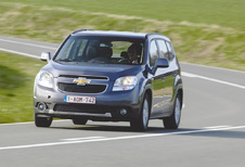 Chevrolet Orlando LTZ+ 2.0D AT6