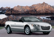 Chrysler Sebring Convertible 2.0 LX (2001)