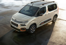 Citroën Berlingo Multispace 5d 1.6 BlueHDi 100 S&S ETG6 XTR (2018)