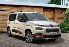 Citroën Berlingo Multispace 5d 1.5 BlueHDi 100 MAN S&S Feel M (2019)