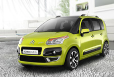 Citroën C3 Picasso 1.6 HDi 90 Attraction