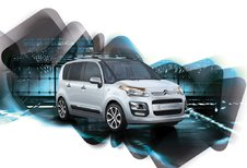 Citroën C3 Picasso 1.6 HDi 115 MAN6 Exclusive