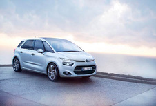 Citroën C4 Picasso 1.6 e-HDi 115 Exclusive