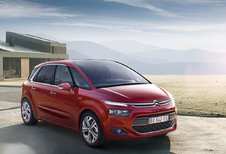 Citroën C4 Picasso 1.6 e-HDi 115 MAN6 Exclusive