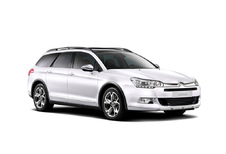 Citroën C5 Tourer 1.6 HDi 115 MAN Business GPS & LEATHER (2014)