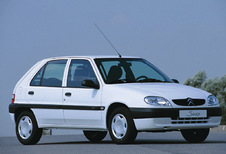 Citroën Saxo 5d 1.4 SX A (1999)