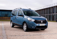 Dacia Dokker 5d 1.5 dCi 90 Ambiance (2012)