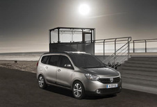 Dacia Lodgy 1.5 dCi 90 Lauréate (2012)