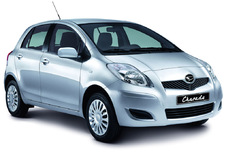 Daihatsu Charade 5p 1.33 VVT-i Pure