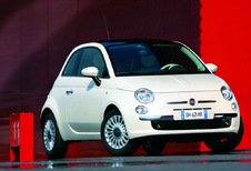 Fiat 500 0.9 Turbo Twinair Lounge (2007)