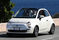 Fiat 500C 1.2 8V Lounge (0)