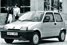 Fiat Cinquecento Sporting (1991)