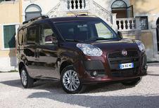 Fiat Doblo 1.6 Mjet 90 Lounge