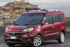 Fiat New Doblo 1.4 T-Jet CNG Easy