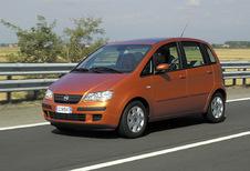 Fiat Idea 1.3 JTD Kickers (2004)