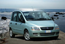Fiat Multipla 1.9 JTD (2004)