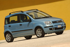 Fiat Panda 5p 1.3 Mjet 16V Dynamic (2003)