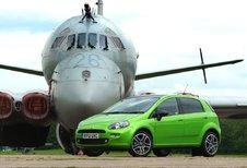 Fiat Punto 5p 1.2 8v 69CH/PK Easy (2018)