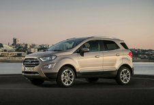 Ford Ecosport 1.0i EcoBoost 92kW Trend (2019)