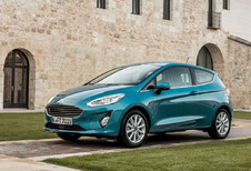 Ford Fiesta 3p 1.1i 63kW Trend