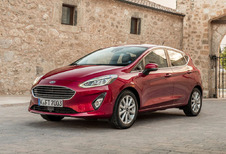 Ford Fiesta 5d 1.0i EcoBoost 74kW Trend