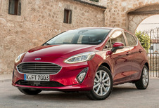 Ford Fiesta 5p 1.0i EcoBoost 70kW Trend (2021)