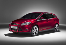 Ford Focus 1.6 TDCI 95 Trend Sport