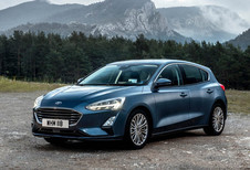 Ford Focus 5d 1.0i EcoB. 74kW Trend Ed. Business