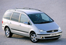 Ford Galaxy 1.9 TDi 115 Ghia (2000)