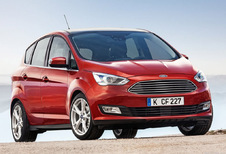 Ford Grand C-Max 1.0 EcoBoost 92kW S/S Trend Style (2014)
