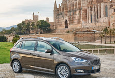 Ford Grand C-Max 1.5 TDCi 88kW S/S PS Business Class+