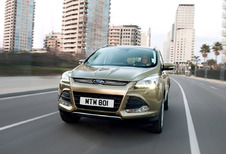 Ford Kuga 1.5i EcoB. 110kW S/S Business Edition (2016)