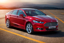 Ford Mondeo 5d 2.0 TDCi 110kW S/S Business Class+ (2016)