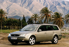 Ford Mondeo Clipper 2.0 TDCi 115 Ghia (2000)