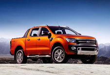 Ford Ranger 2p 2.2 TDCi Limited