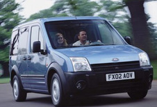 Ford Tourneo 4p