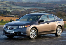 Honda Accord 4p 2.0i Elegance (2008)