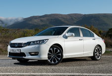 Honda Accord 4p 2.2 i-DTEC Executive