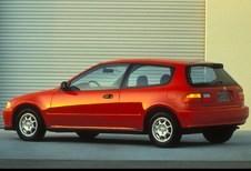 Honda Civic 3d 1.3 DX (1992)