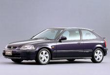 Honda Civic 3p 1.4i (1995)