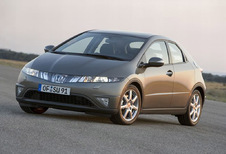 Honda Civic 5p 1.8 Executive