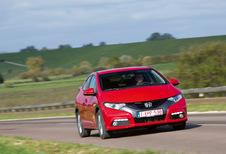 Honda Civic 5p 1.4i Sport (2014)