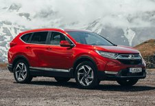 Honda CR-V 2.0 i-MMD 4WD CVT Lifestyle (2021)