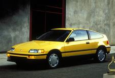 Honda CRX 1.6i VTEC (1987)